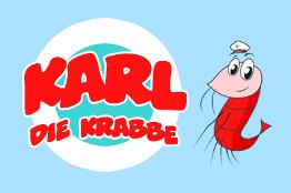 Karl die Krabbe